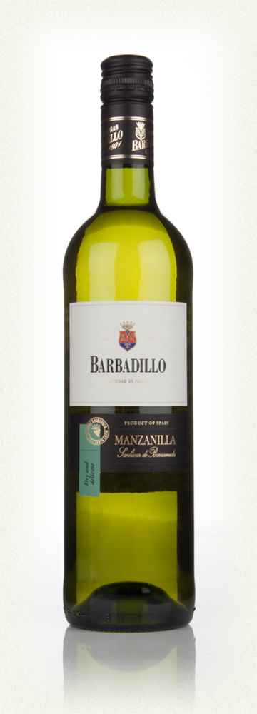 Barbadillo Manzanilla Sherry, Spain, NV