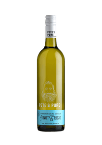 Pete's Pure Pinot Grigio, New South Wales, Australia