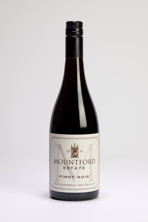 Mountford Estate Liaison Pinot Noir, Canterbury, New Zealand