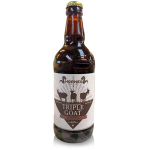 Hornes Brewery Triple Goat Porter