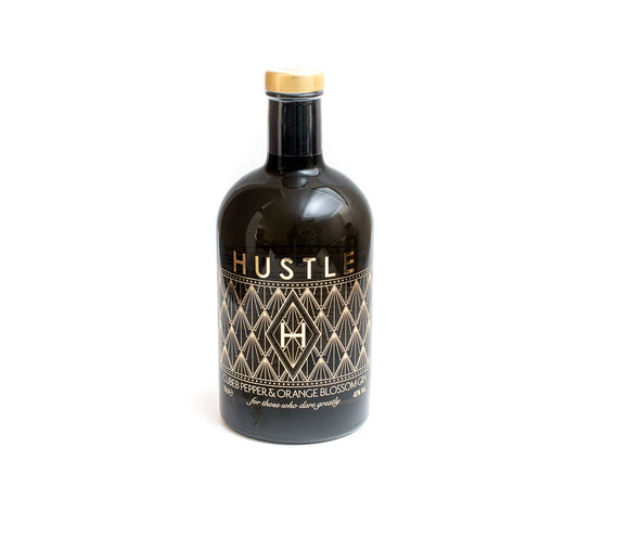 Hustle Cubeb Pepper & Orange Blossom Gin (70cl)