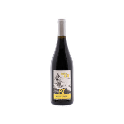 Nouvelle Vague 'Take Off' Syrah (Sans Souffre), Vin de France