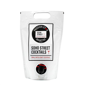 Soho Street Cocktails - Passion Star Martini 1.5Ltr