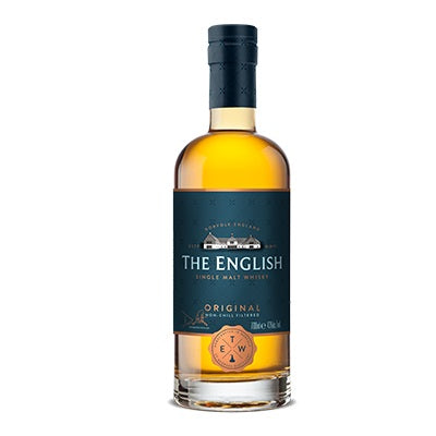The English Single Malt Whisky