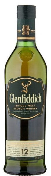 Glenfiddich 12 Year Whiskey