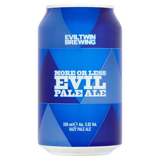 More or Less Evil Pale Ale
