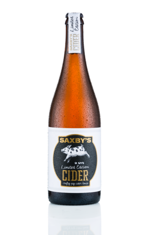 Saxby's Limited Edition Cider 750ml