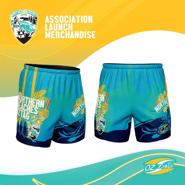 Official Northern Beaches Oztag Shorts