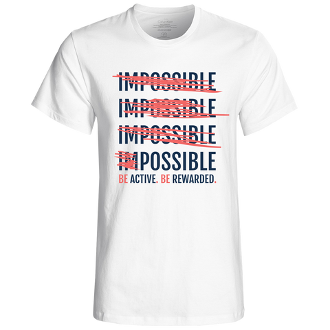 "Camiseta de chica ""IMPOSSIBLE"" - wefitter - shop"