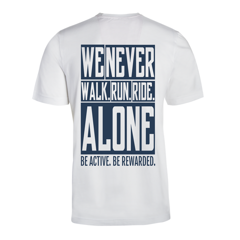 Camiseta técnica Walk Alone - wefitter - shop