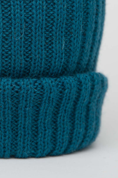 Kingfisher Knitted Beanie