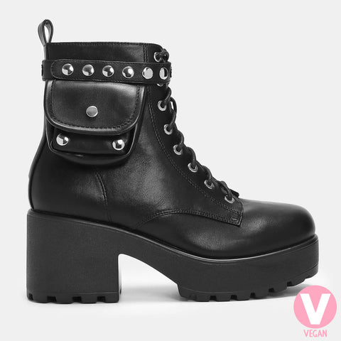 Studded Pocket Boot
