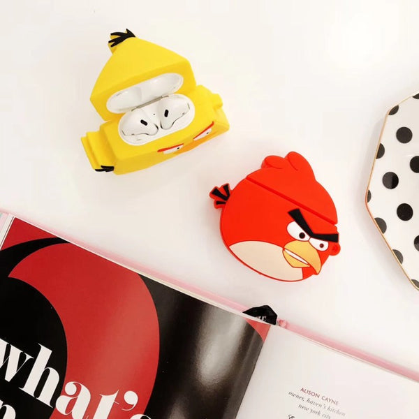 Angry Birds Airpod Case - MYLAZYKART