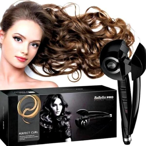MLK™ PRO PERFECT CURL HAIR CURLER - MYLAZYKART