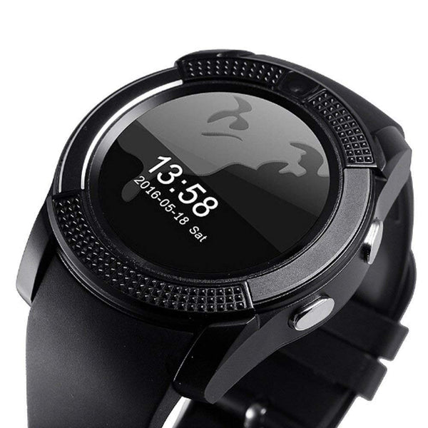 MLK S8 Ultimate Android Smart Watch with Camera & Sim Slot - MYLAZYKART