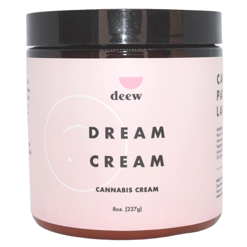 Dream Cream - Cannabis Cream by You Deew You