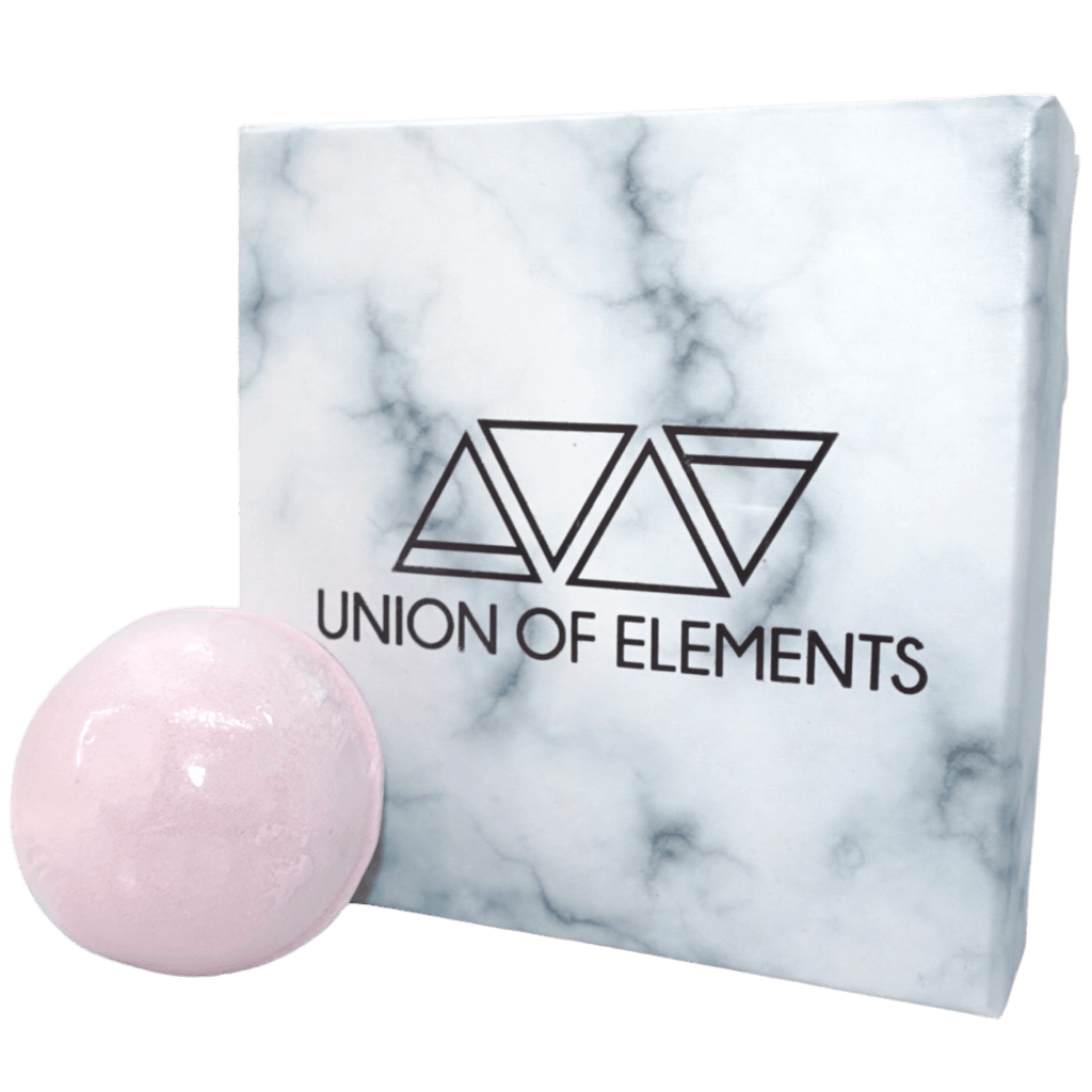 CBD Bath Bomb by Union Of Elements