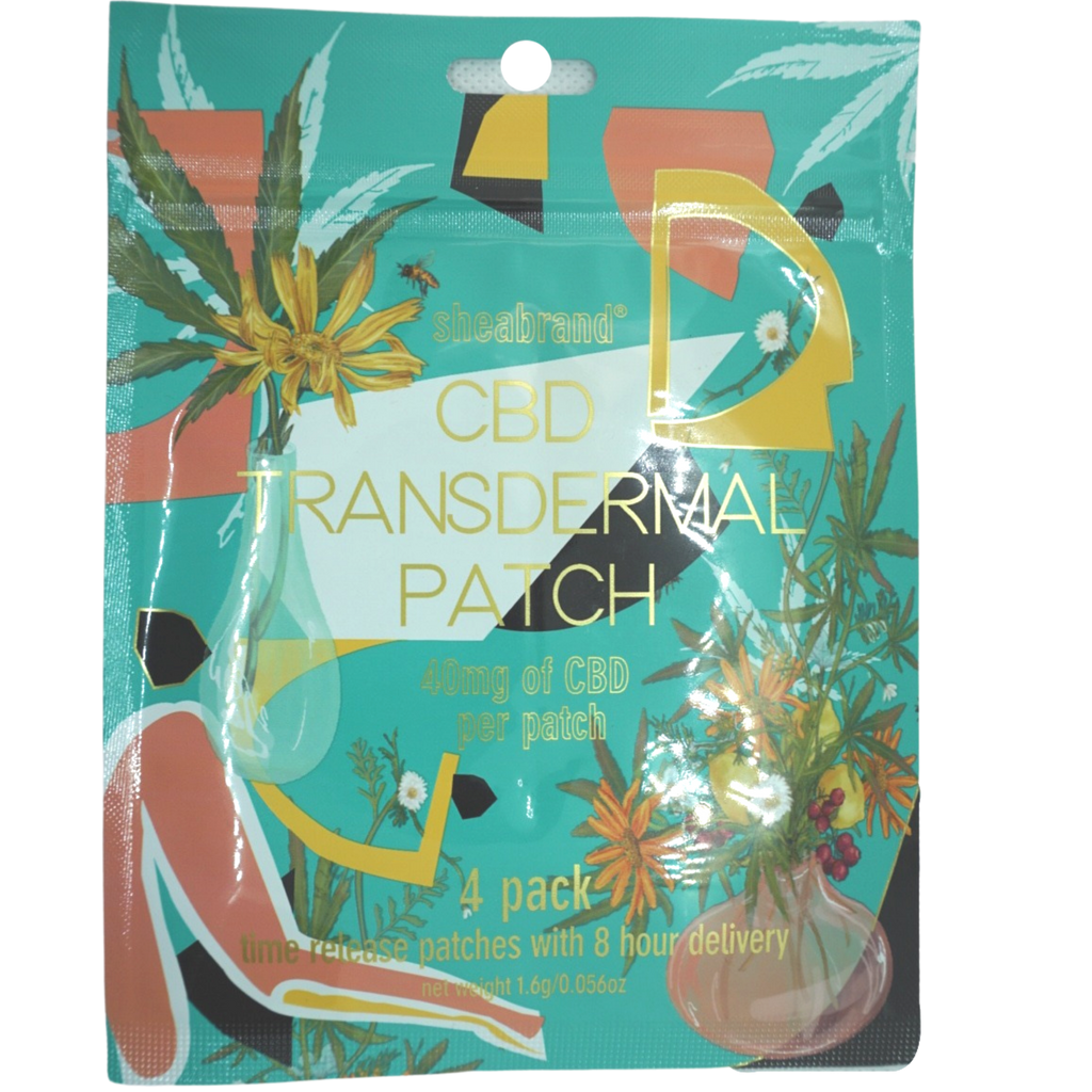 CBD Transdermal Patch