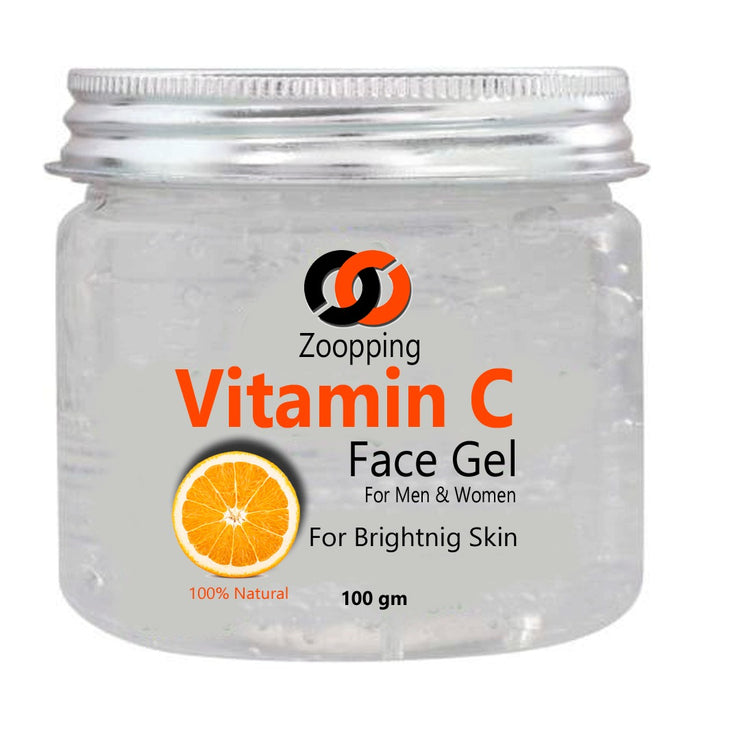 Zoopping Vitamin C Gel for Men & Women