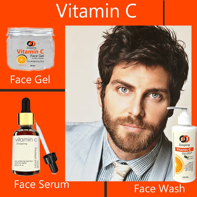 Zoopping Vitamin C Glowing Kit | For Men and Women