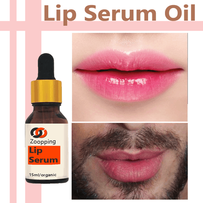 Zoopping Lip Serum Oil