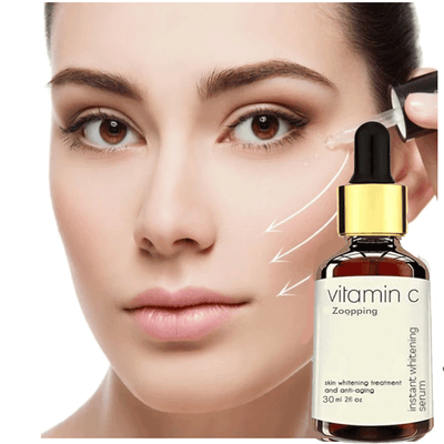 Zoopping Vitamin C Face Serum For Men & Women