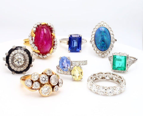 Cheap Vintage Costume Jewelry Vs Valuable Vintage Jewelry