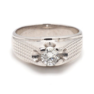 0.70ct Round Brilliant Cut Diamond Band