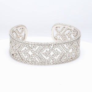 Chad Allison, 3.64ctw Round Brilliant Cut Diamond Bracelet