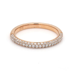 0.40ctw Round Brilliant Cut Diamond Band