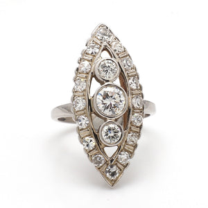 1.75ctw Round Brilliant Cut Diamond Ring