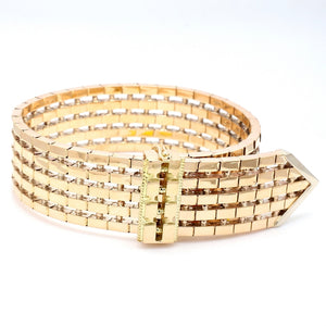 French Buckle Bracelet