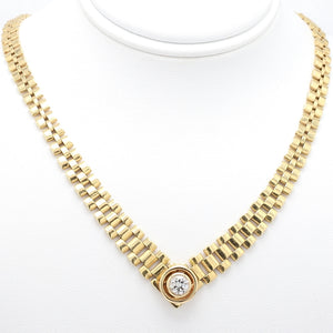0.50ct Round Brilliant Cut Diamond Necklace