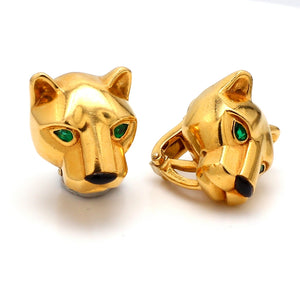 Cartier, Panther Earrings