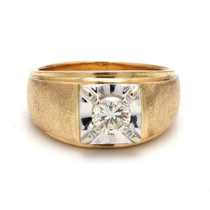 0.85ct Round Brilliant Cut Diamond Band