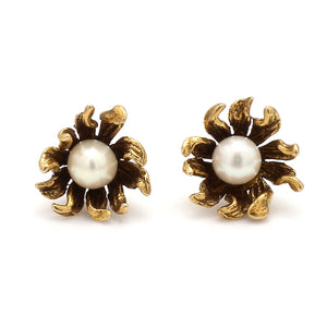 5.5mm Pearl Earrings