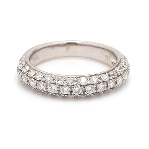 1.00ctw Round Brilliant Cut Diamond Band