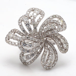 5.94ctw Round Diamond Ring
