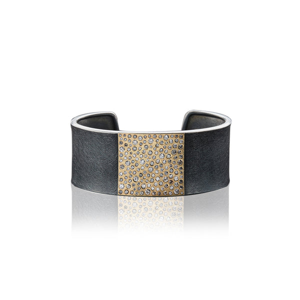 Diamond Cuff - Sofia Jewelry