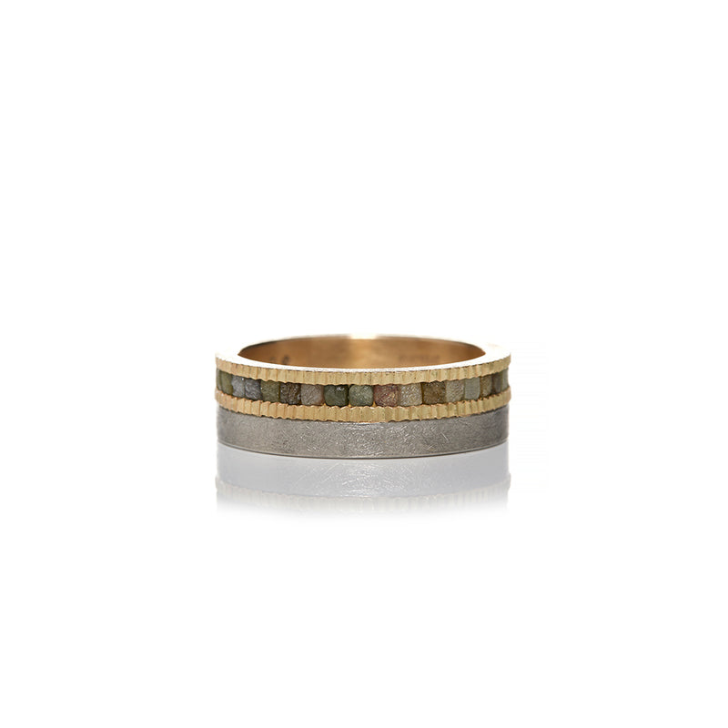 Mens Wedding Bands - Sofia Jewelry