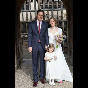 Lady Tania Astor's Wedding at Hever Castle