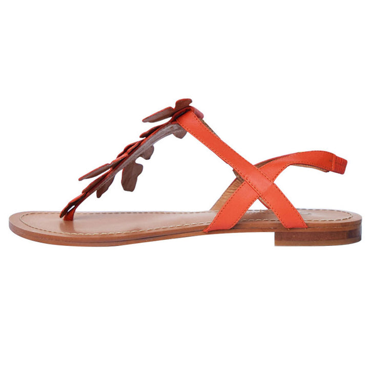 Tory Coral Sandal