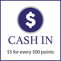 Rewards on Purchases Cash In