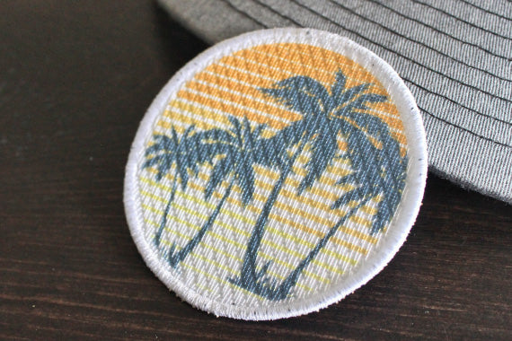 Sublimation Printed Patch
