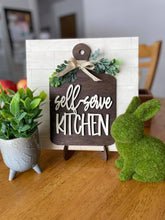 Load image into Gallery viewer, Self-Serve Kitchen Board Box
