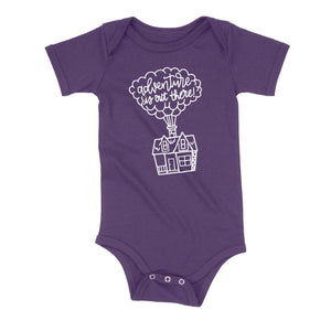 Adventure Is Out There Onesie