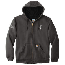 Load image into Gallery viewer, Plains Gold Carhartt Thermal Lined Zip Hoody