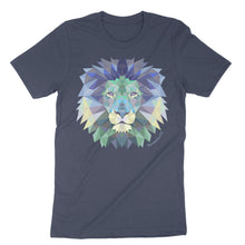 Load image into Gallery viewer, Geometric Lion, Revelation 5:5 Men's T-Shirt