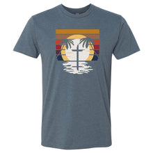 Load image into Gallery viewer, Sunset Cross T-Shirt