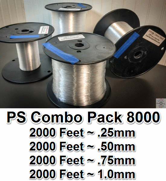 Project Spool Combo Pack 8000